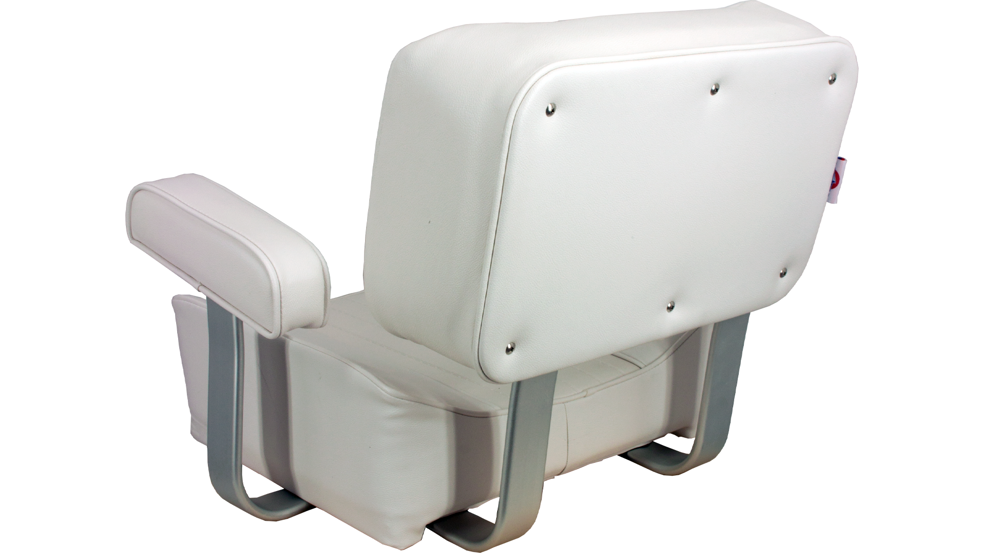 Springfield Deluxe Captains Chair Package w//Stand 1020003 Springfield Marine Co Deluxe Skipper Chair and Stand Package