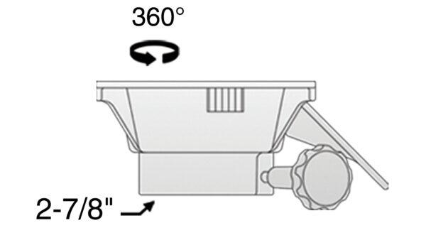 Swivel Diagram