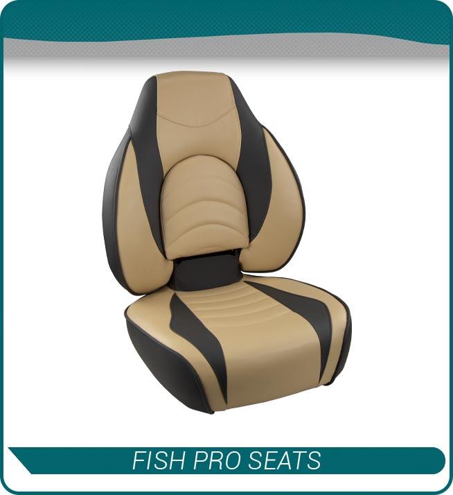 fish pro seats