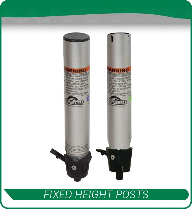 fixed height posts