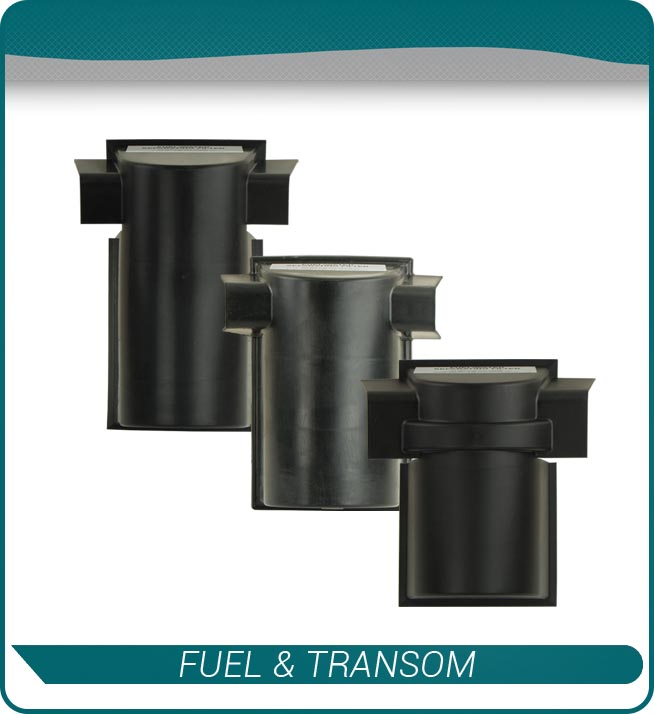 fuel and transom