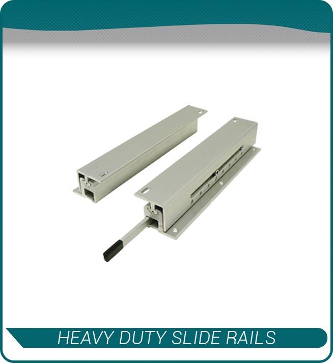 heavy duty slide rails