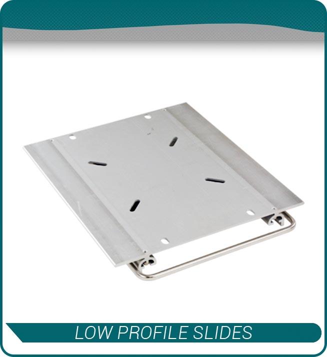 low profile slides