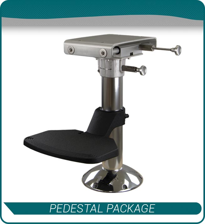 pedestal packages