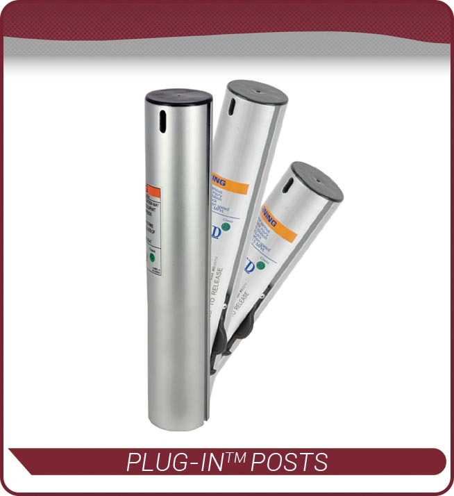 plug in posts