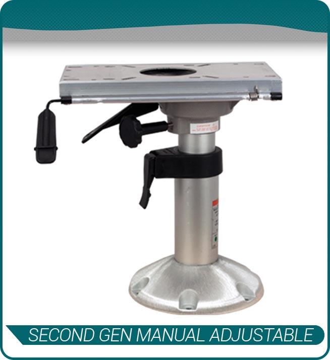 second gen manual adjustable