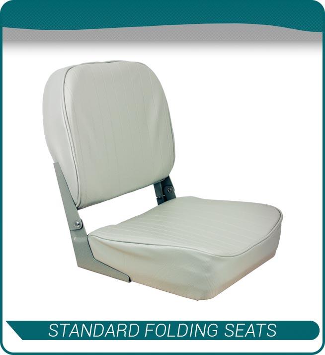 standard folding seats