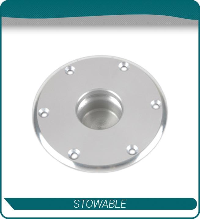 stowable