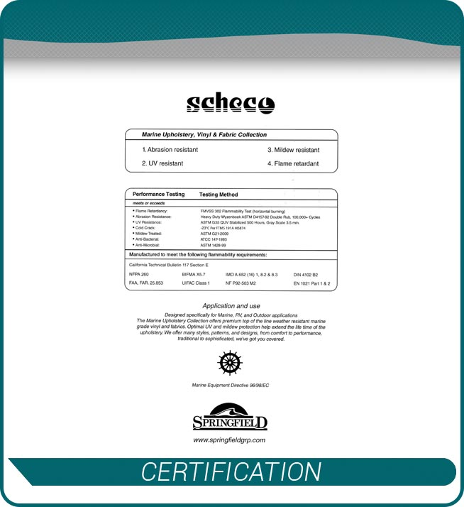 scheco-certification